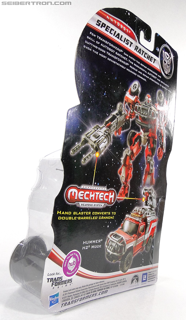 Transformers Dark of the Moon Specialist Ratchet (Image #9 of 118)