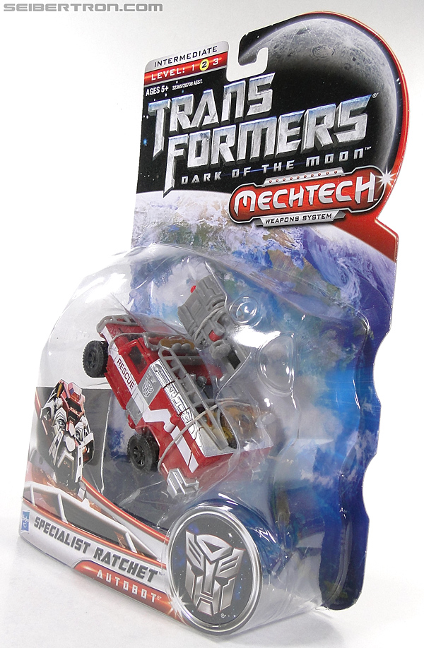 Transformers Dark of the Moon Specialist Ratchet (Image #10 of 118)