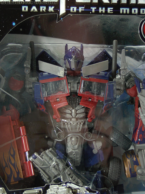 Transformers Dark of the Moon Striker Optimus Prime (Image #4 of 228)