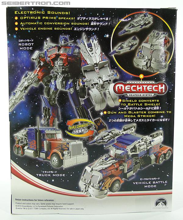 Transformers Dark of the Moon Striker Optimus Prime (Image #10 of 228)
