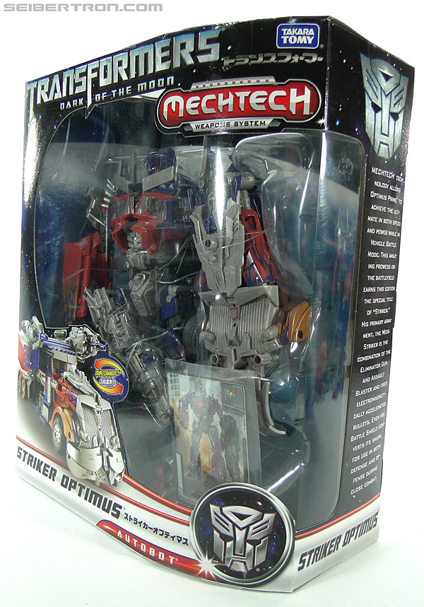 Transformers Dark of the Moon Striker Optimus Prime (Image #17 of 228)