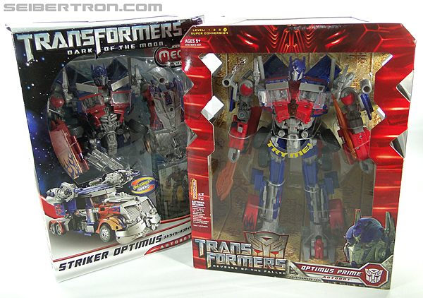 Transformers Dark of the Moon Striker Optimus Prime (Image #21 of 228)