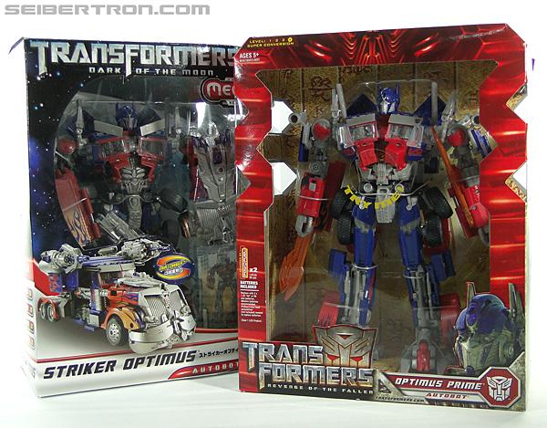 Transformers Dark of the Moon Striker Optimus Prime (Image #22 of 228)