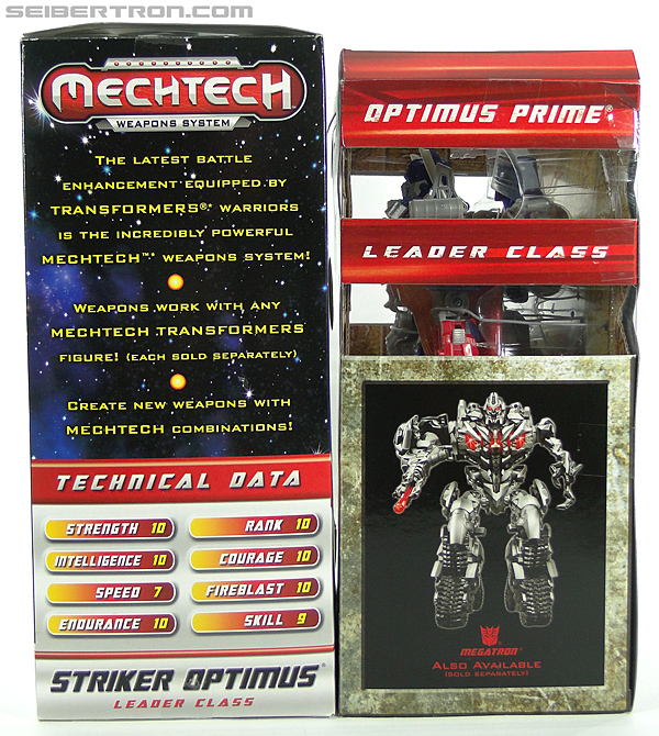 Transformers Dark of the Moon Striker Optimus Prime (Image #23 of 228)