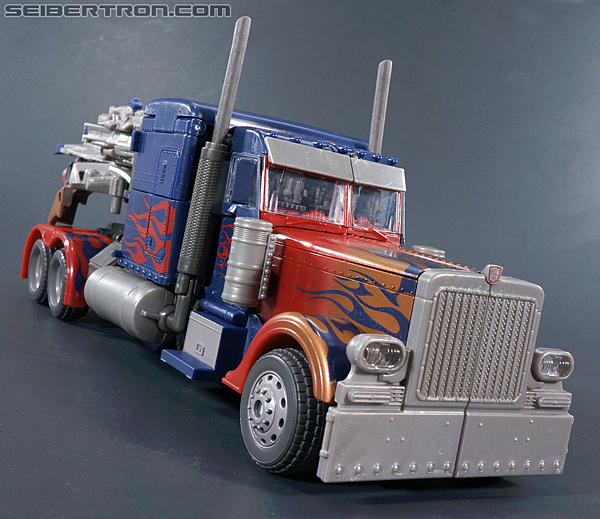 Transformers Dark of the Moon Striker Optimus Prime (Image #37 of 228)