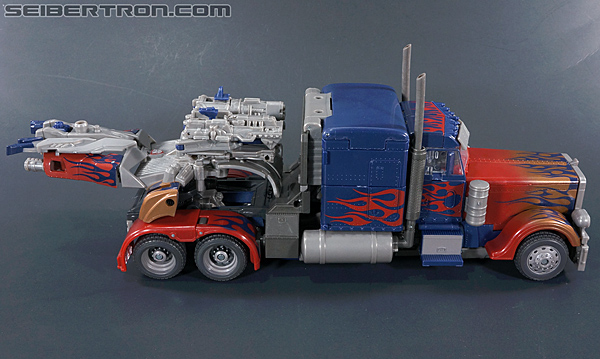 Transformers Dark of the Moon Striker Optimus Prime (Image #38 of 228)