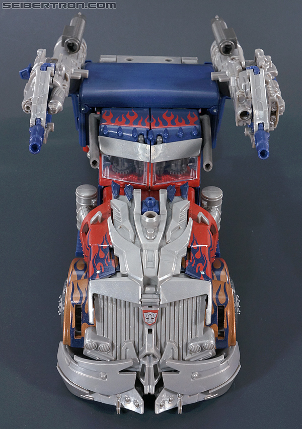 Transformers Dark of the Moon Striker Optimus Prime (Image #49 of 228)