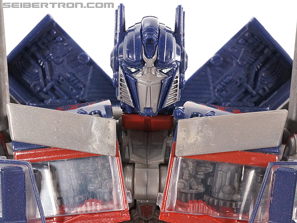 Dark of the Moon Striker Optimus Prime gallery