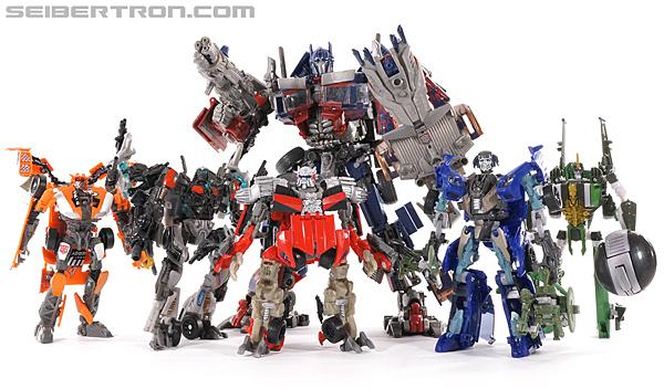 Transformers Dark of the Moon Striker Optimus Prime (Image #227 of 228)