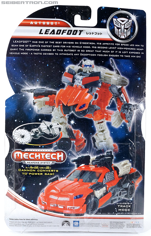 Transformers Dark of the Moon Leadfoot (Image #9 of 170)