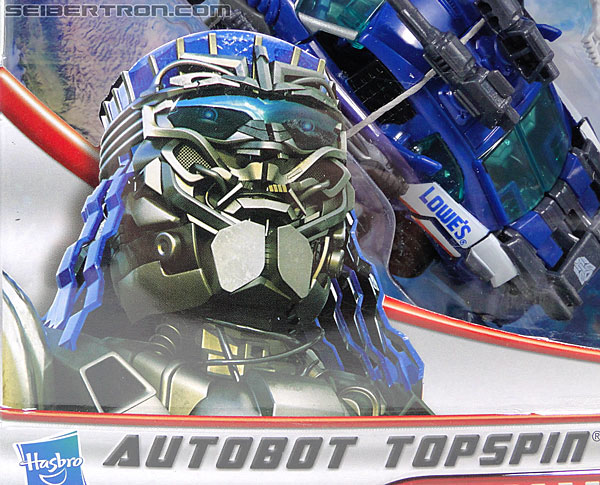 Transformers Dark of the Moon Topspin (Topspin) (Image #4 of 171)