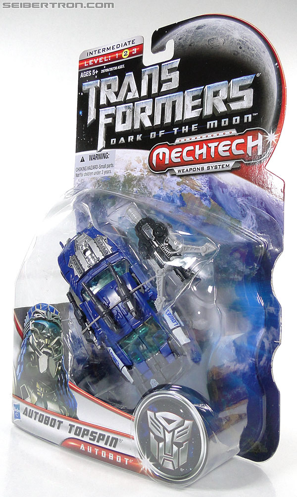 Transformers Dark of the Moon Topspin (Topspin) (Image #15 of 171)