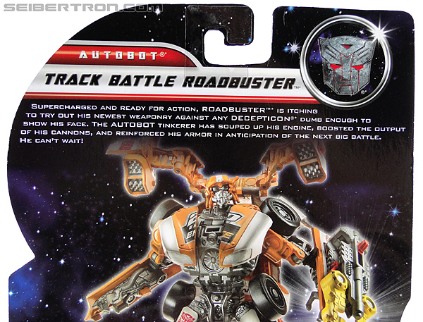 Transformers Dark of the Moon Track Battle Roadbuster (Image #7 of 142)