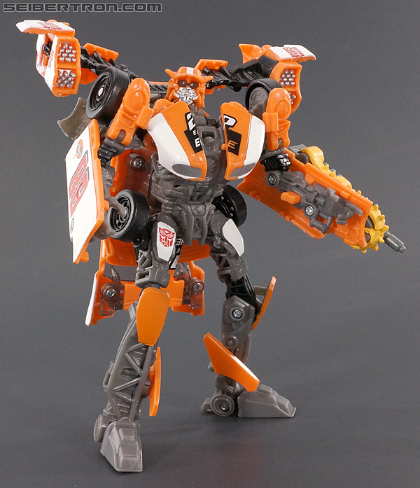 New Toy Galleries: Transformers DOTM Deluxes Armor Topspin ...