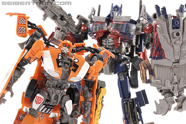 Transformers Dark of the Moon Track Battle Roadbuster (Image #141 of 142)