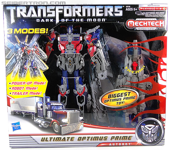 Transformers Dark of the Moon Ultimate Optimus Prime (Image #1 of 277)