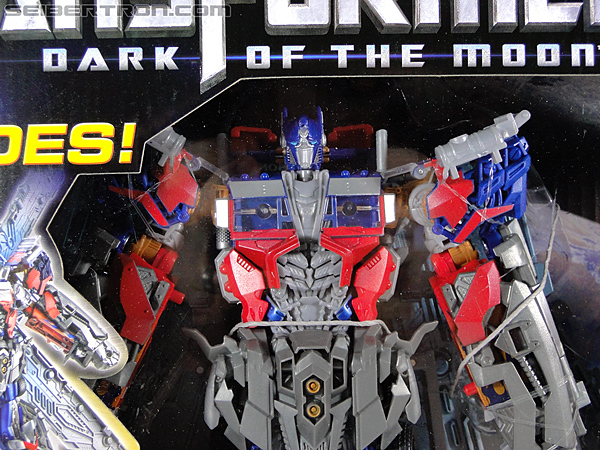 Transformers Dark of the Moon Ultimate Optimus Prime (Image #3 of 277)