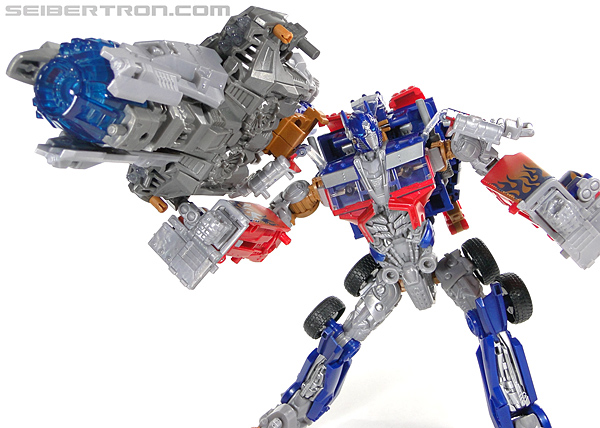 transformers dark of the moon ultimate optimus prime instructions