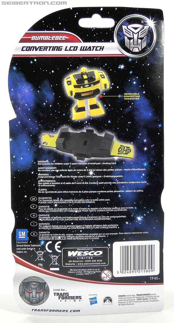 Transformers Dark of the Moon Bumblebee (Image #5 of 80)