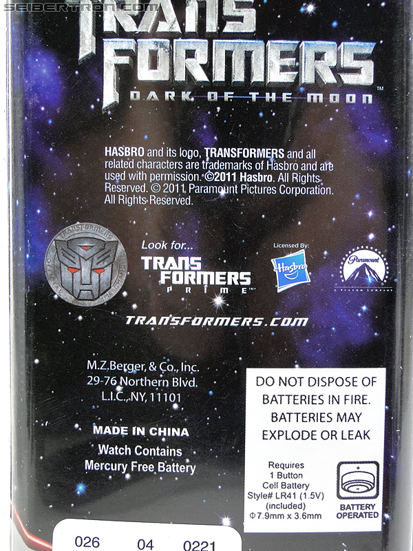 Transformers Dark of the Moon Optimus Prime (Image #6 of 81)