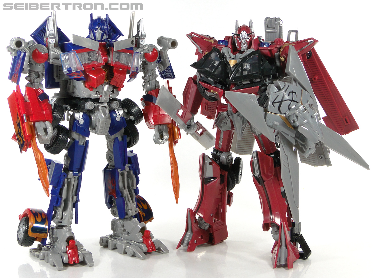transformers dark of the moon sentinel prime toy gallery (image #158