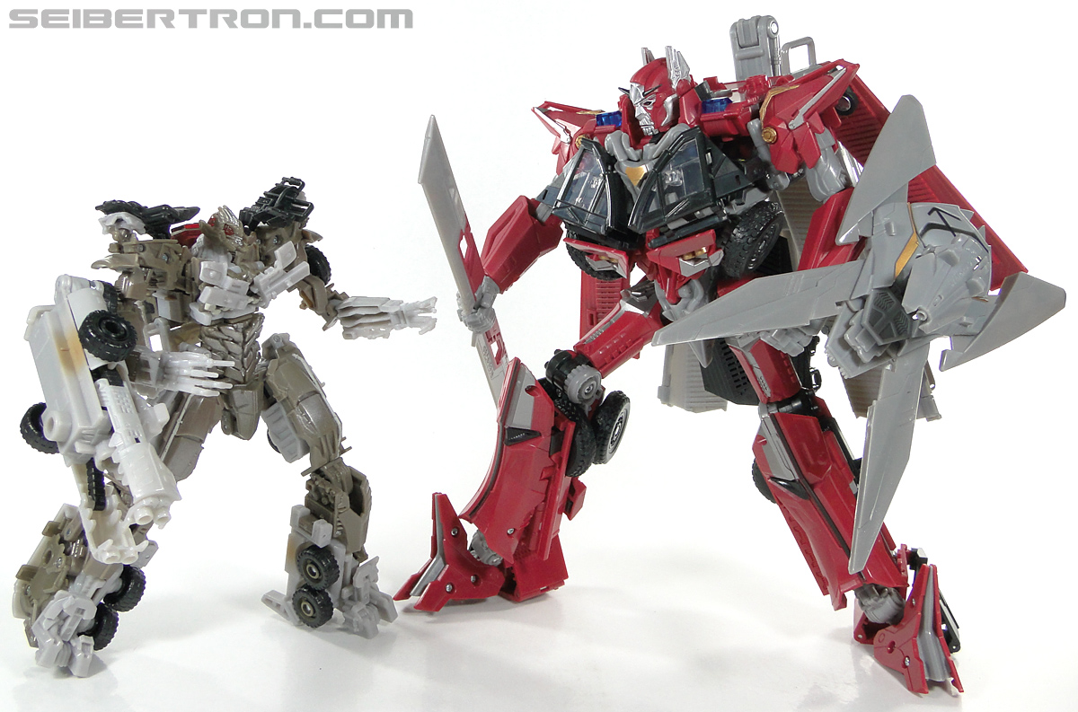 transformers dark of the moon sentinel prime toy gallery (image #181