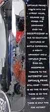 Dark of the Moon Fireburst Optimus Prime - Image #11 of 116