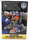 Dark of the Moon Jetwing Optimus Prime (Black Version) - Image #17 of 279