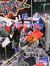 Dark of the Moon Jetwing Optimus Prime - Image #19 of 300