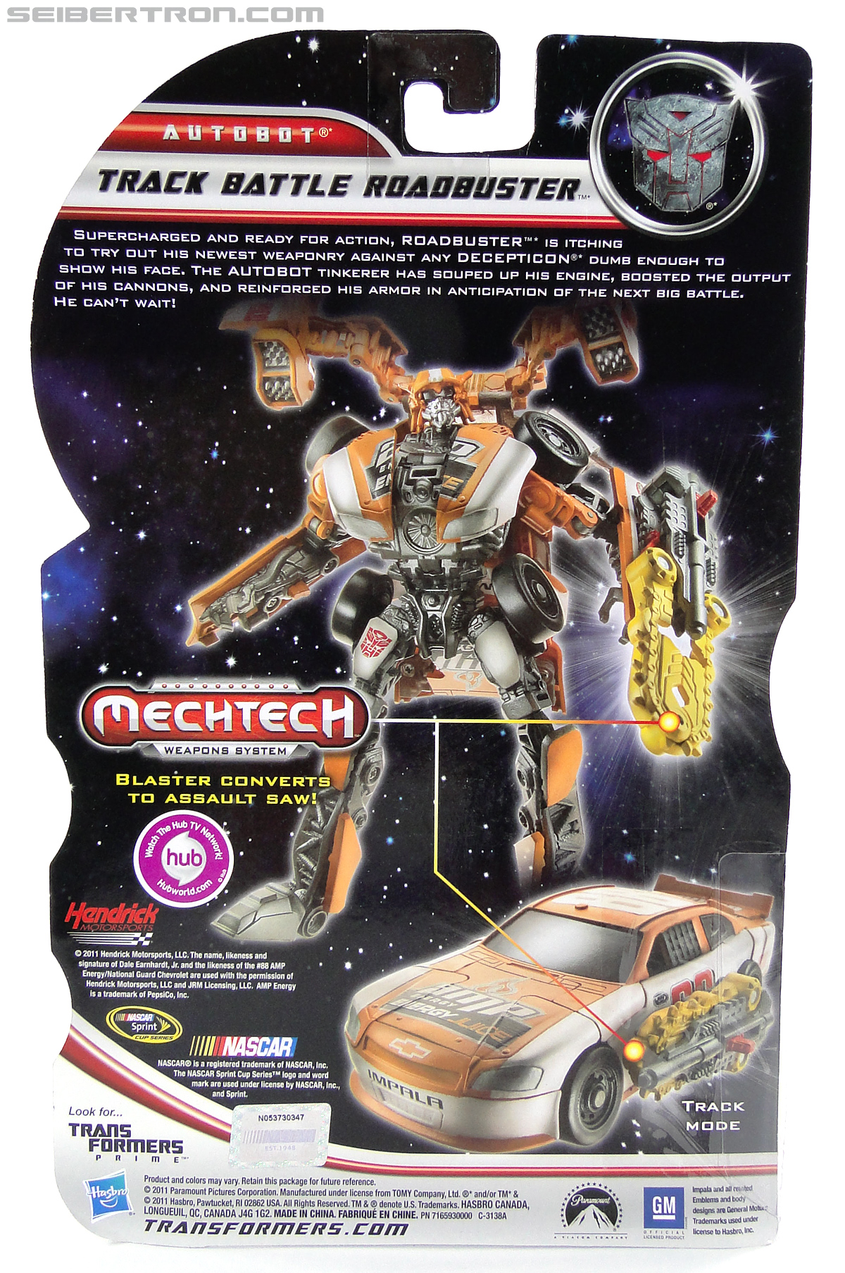 Transformers Dark of the Moon Track Battle Roadbuster (Image #6 of 142)