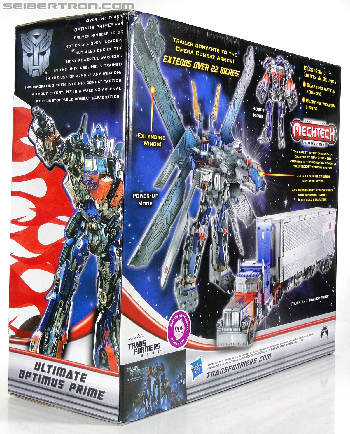 Transformers Dark of the Moon Ultimate Optimus Prime (Image #15 of 277)