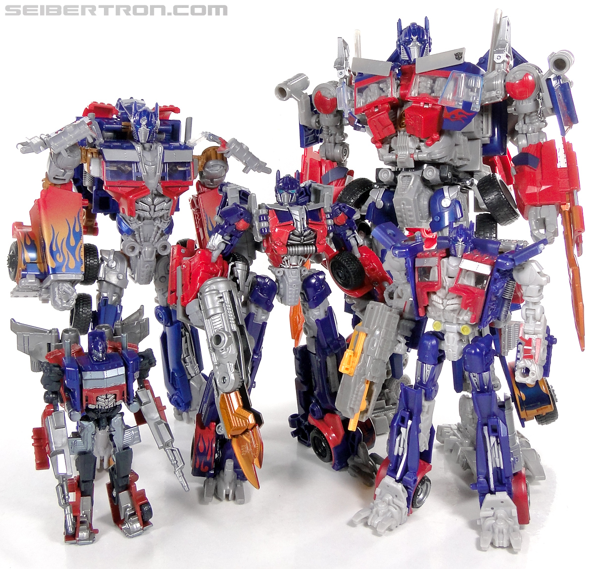 Transformers Dark of the Moon Ultimate Optimus Prime Toy ...