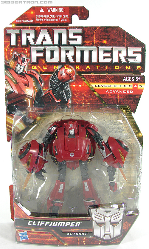 Transformers War For Cybertron Cliffjumper (Image #1 of 149)