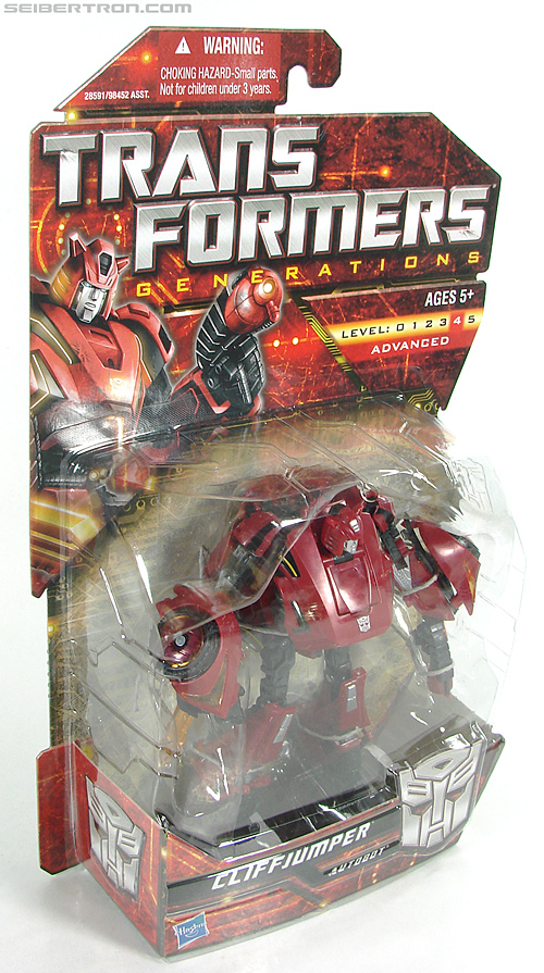 Transformers War For Cybertron Cliffjumper (Image #5 of 149)