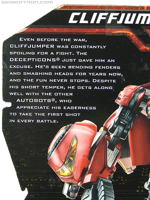 Transformers War For Cybertron Cliffjumper (Image #9 of 149)