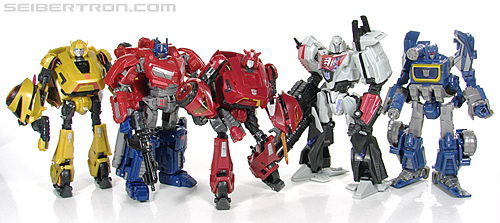 Transformers War For Cybertron Cliffjumper (Image #148 of 149)