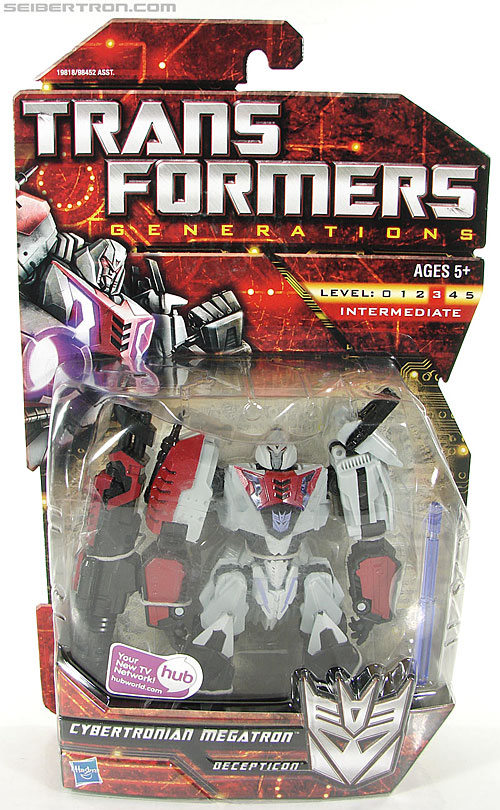 Transformers War For Cybertron Cybertronian Megatron (Image #1 of 175)