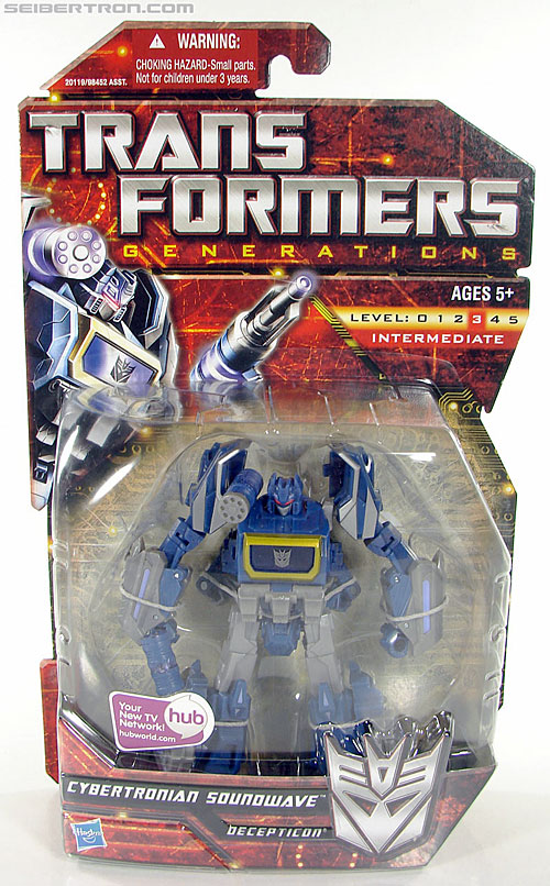Transformers War For Cybertron Cybertronian Soundwave (Image #1 of 163)