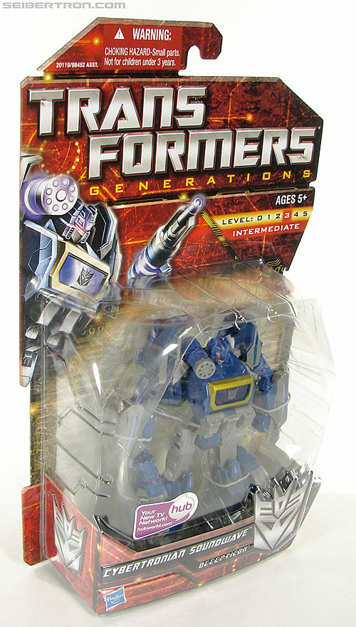 Transformers War For Cybertron Cybertronian Soundwave (Image #5 of 163)