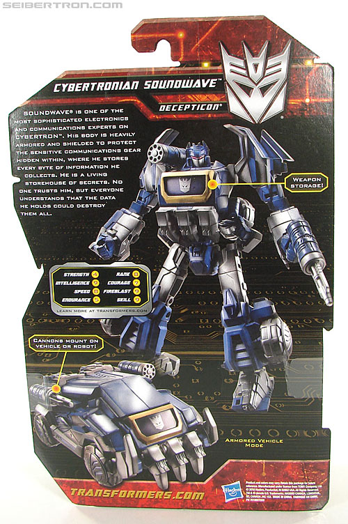 Transformers War For Cybertron Cybertronian Soundwave (Image #7 of 163)