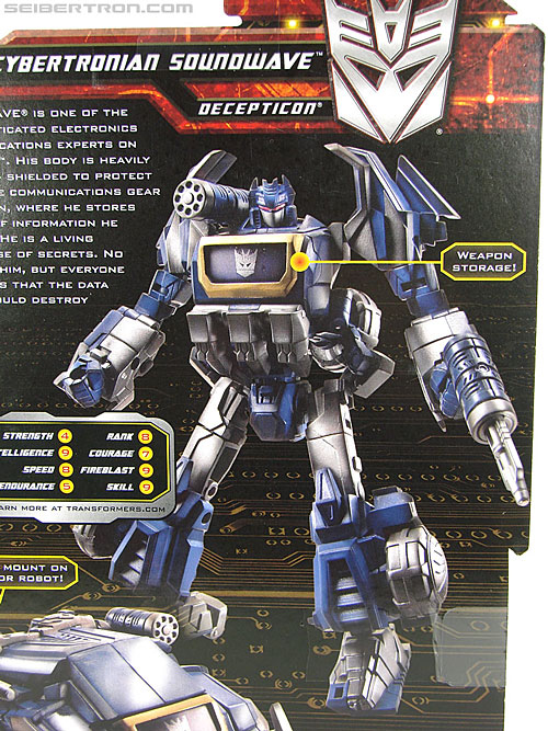 Transformers War For Cybertron Cybertronian Soundwave (Image #9 of 163)