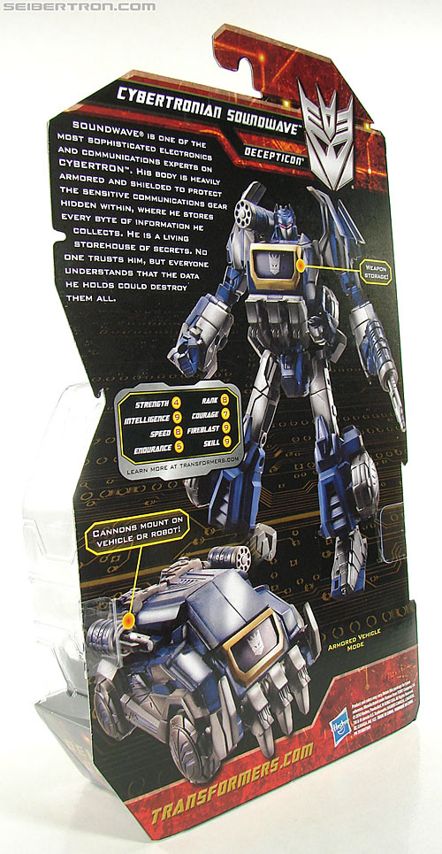 Transformers War For Cybertron Cybertronian Soundwave (Image #11 of 163)