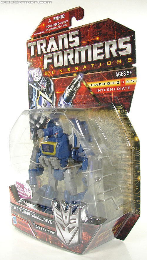 Transformers War For Cybertron Cybertronian Soundwave (Image #12 of 163)