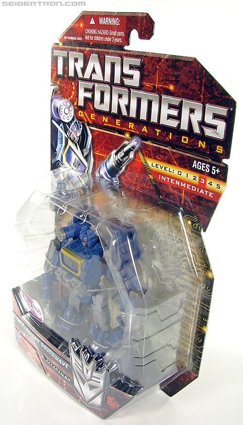 Transformers War For Cybertron Cybertronian Soundwave (Image #13 of 163)