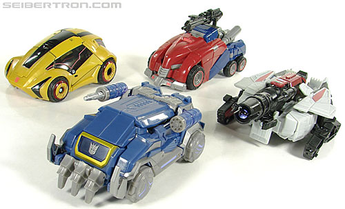 Transformers War For Cybertron Cybertronian Soundwave (Image #42 of 163)