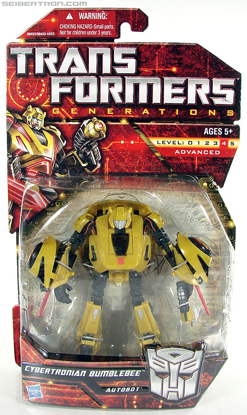 Transformers War For Cybertron Cybertronian Bumblebee (Image #1 of 145)