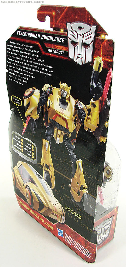Transformers War For Cybertron Cybertronian Bumblebee (Image #7 of 145)
