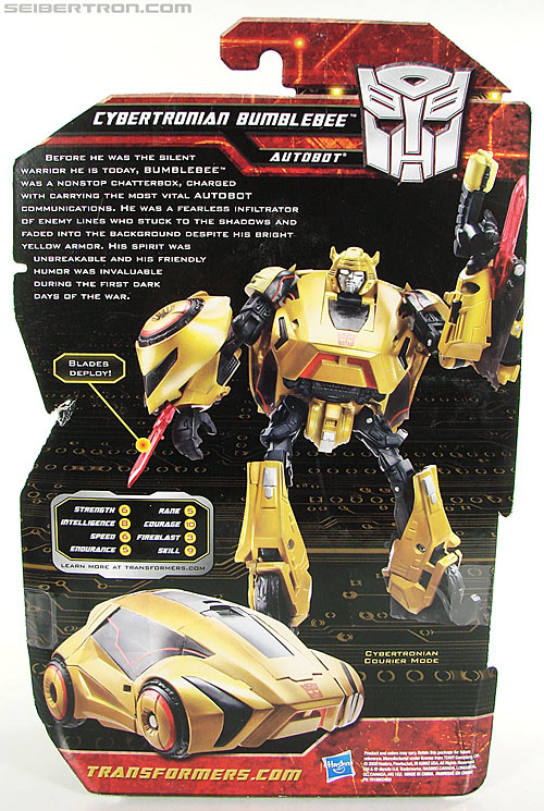 Transformers War For Cybertron Cybertronian Bumblebee (Image #8 of 145)