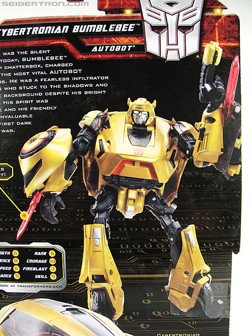 Transformers War For Cybertron Cybertronian Bumblebee (Image #10 of 145)