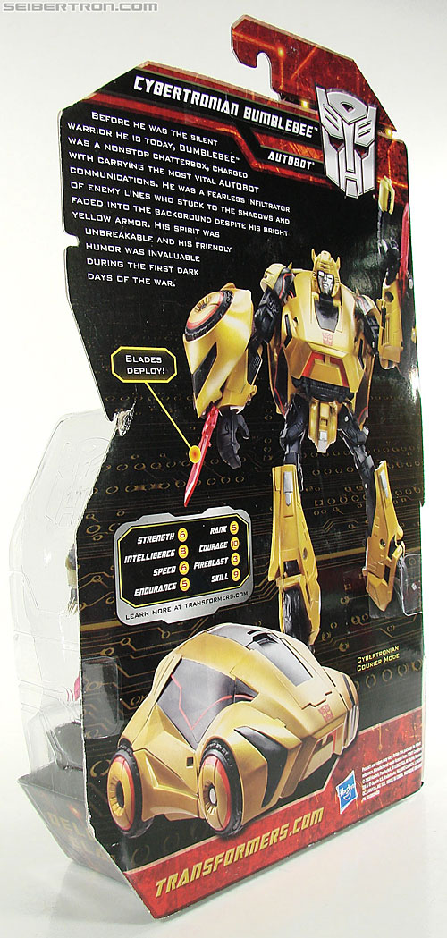 Transformers War For Cybertron Cybertronian Bumblebee (Image #14 of 145)